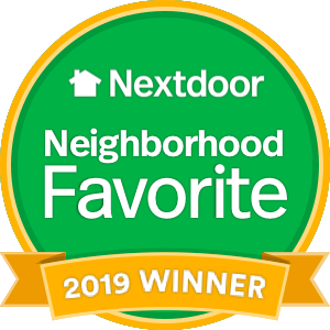 2019 Next Door Neighborhood Favorites Award Winner